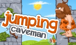 Jumping Caveman screenshot 1/3