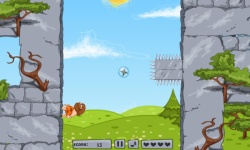 Jumping Caveman screenshot 3/3