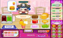 Cute Burger 1 screenshot 2/6