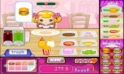Cute Burger 1 screenshot 5/6