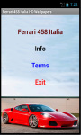 Ferrari 458 Italia HD Wallpapers screenshot 2/4