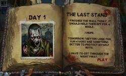 Zombie Defense II screenshot 2/4