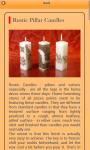 Handmade Candles screenshot 5/6