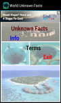 World Unknown Facts screenshot 2/3