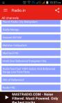 Indian Radio: Wherever you go screenshot 1/6