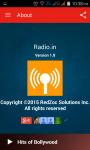 Indian Radio: Wherever you go screenshot 5/6