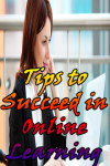 Tips to succeed in online Learning  screenshot 1/3