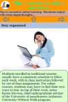 Tips to succeed in online Learning  screenshot 3/3