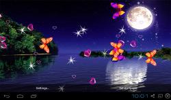 3D Moonlight Live Wallpapers screenshot 1/5