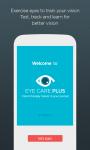 Eye Exercises - Eye Care Plus screenshot 1/6