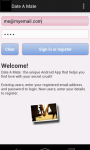 HookUp - Your Sеcret Dating private android screenshot 1/1