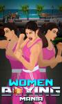 Women Boxing Mania - Android screenshot 1/5
