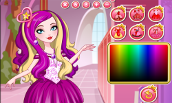 Ever After High Apple White Haircuts screenshot 4/4