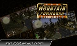 Commando Mountains Operation screenshot 3/6