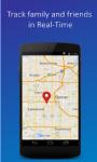 Phone tracker using GPS screenshot 2/6