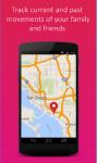Phone tracker using GPS screenshot 3/6