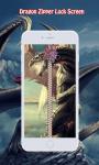 Dragon Zipper Lock Screen screenshot 1/6
