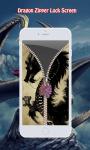 Dragon Zipper Lock Screen screenshot 5/6