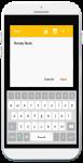 HoneyNote - integrated App screenshot 2/6