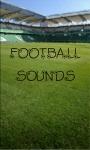 Football Sounds screenshot 2/2