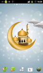Sky Mosque Live Wallpaper screenshot 1/3