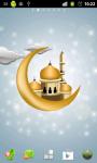 Sky Mosque Live Wallpaper screenshot 2/3