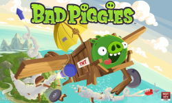 Bad Piggies screenshot 1/5