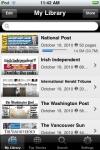 PressReader - NewspaperDirect Inc. screenshot 1/1