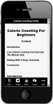 Calorie Counting For Beginners screenshot 4/5