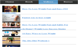 How To Lose Weight Quickly and Fast screenshot 3/3