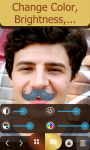 Mustache and Beard Mirror: try on LIVE screenshot 4/6