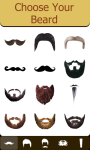 Mustache and Beard Mirror: try on LIVE screenshot 5/6