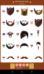 Mustache and Beard Mirror: try on LIVE screenshot 6/6