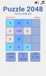 Puzzle 2048 screenshot 4/4