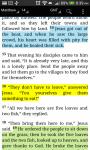 GOOD NEWS TRANSLATION BIBLE screenshot 3/3