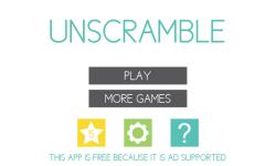 Unscramble Anagram screenshot 6/6