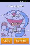 Doremon Memory Game screenshot 1/6