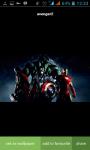 Avenger Cool Wallpaper HD screenshot 3/3