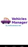 Vehicles Manager Free screenshot 1/6
