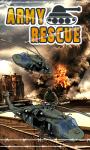 ARMY RESCUE screenshot 1/1
