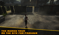 Zombi Parkour 3D screenshot 2/3
