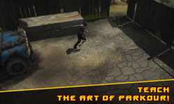 Zombi Parkour 3D screenshot 3/3