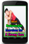 Best Bodyweight Exercises for a Strong Core screenshot 1/3