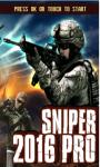 Sniper 2016 Pro-free screenshot 1/1
