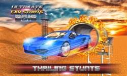 Car Race and Stunts Driver 3D screenshot 1/4