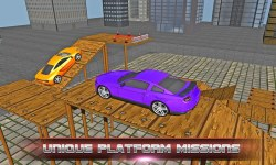 Car Race and Stunts Driver 3D screenshot 3/4