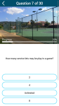 Tennis Guidelines screenshot 3/3