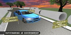 Real 3D Car Parking Simulator screenshot 5/5