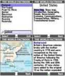 The World Factbook 2007 screenshot 1/1