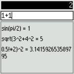 Javia-Calculator screenshot 1/1